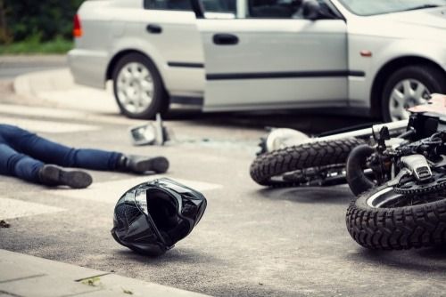 Forest City Motorcycle Accident Lawyer